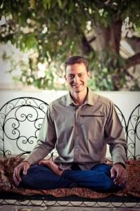 foto: Abacus Wealth Partners. Brent Kessel, durante un viaje a India.