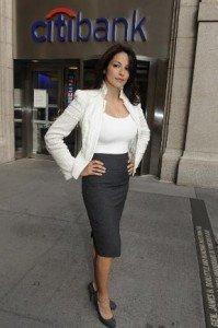 Debrahlee Lorenzana: despedida del Citibank por ser demasiado guapa.