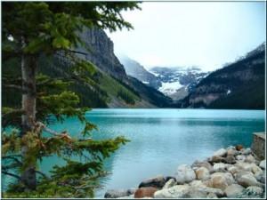 ¿Un paisaje bello o un sitio donde alguien podría ahogarse? La genética de cada persona puede contribuir a que vea de un modo u otro un mismo escenario.