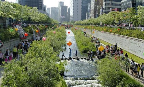 Seúl, capital de Corea del Sur, un ejemplo de ciudad colaborativa