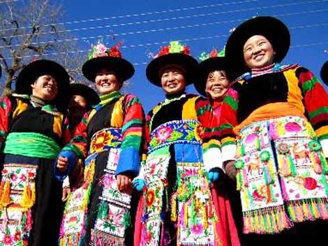 La información genética de los Tu, en China, revela valiosos datos