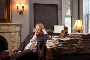 Robert Shiller. Foto: Jonas Fredwall Karlsson para WSJ.Money