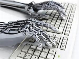 Las máquinas se encargarán de noticias automáticas como ofrecer los resultados de las empresas