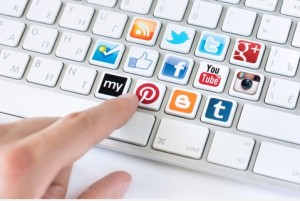Redes-sociales-teclado