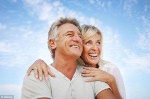 Después de los 50 vives el mejor momento de tu vida, y la razón de eso es que realmente sabes lo que es importante