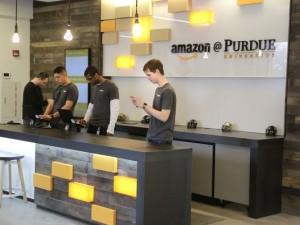La primera tienda de Amazon con atención al público
