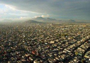 México DF, la megalópolis