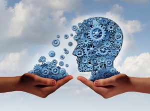 El modo en que las personas actúan y piensan, suele depender de lo que hacen y piensan quienes los rodean.