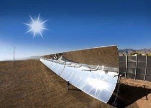 Concentración Solar de Potencia, Chile.