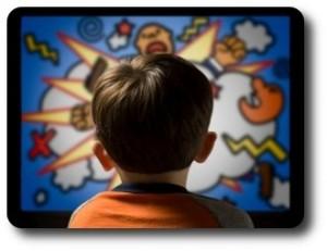 Imagine una compañía de televisión por cable que me dice cuántas horas dedican mis hijos a ver dibujos animados en televisión y lo compara con otras familias con hijos de la misma edad.