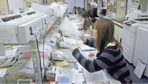 Hasta las visionarias compañías como Sony todavía envían faxes.