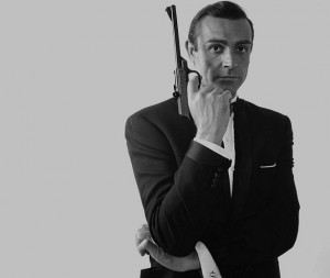 Sean Connery como James Bond.¿Seguimos necesitando un agente 007?