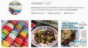 Nicole Cogan, quien administra un sitio web y la cuenta de Instagram @nobread, que rastrea opciones sin gluten en Nueva York y otras ciudades, exige en general una comida gratis antes de publicar una reseña o una foto