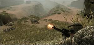 Videojuegos para reclutar y entrenar soldados.