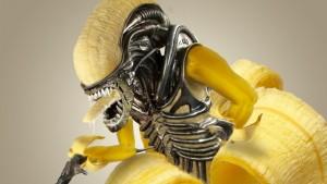 Miles de personas creyeron en las bananas-come-carne. Ilustración: RKay
