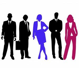 """""""Sin embargo, veo un montón de optimismo en las empresas estadounidenses sobre el progreso y la retención de las mujeres profesionales"""""""