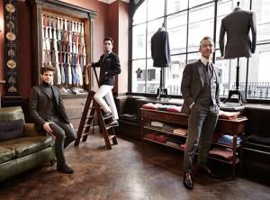 Algunos de los cambios en los hábitos de compra de los hombres reflejan un giro en su concepción de estilo.