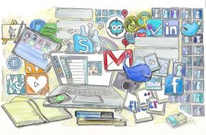 """""""Los blogs y los vlogs (blogs en video) ofrecen un recurso adicional e invaluable para conectarnos con la gente: es información y tendencias que de otra forma nos perderíamos"""""""